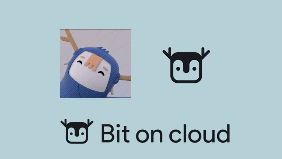 Logo Bit on Cloud